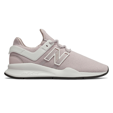 New Balance 247 Pink/ White productafbeelding
