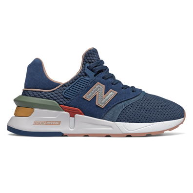 New Balance 997 Blue/ White/ Multicolor productafbeelding
