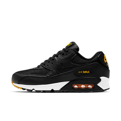 Nike Air Max 90 'Black/Yellow' productafbeelding