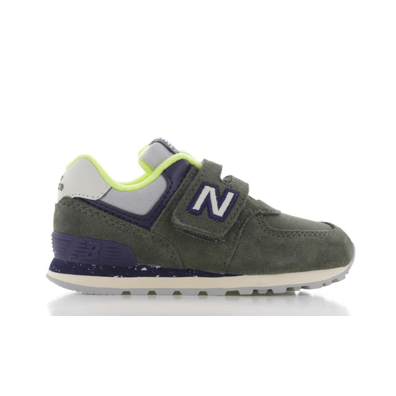 New Balance IV574 Groen Peuters productafbeelding