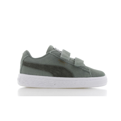 Puma Suede Classic Inf Groen Peuters productafbeelding