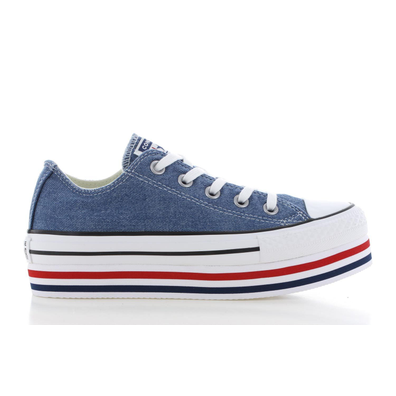 Converse Chuck Taylor All Star Blauw Dames productafbeelding