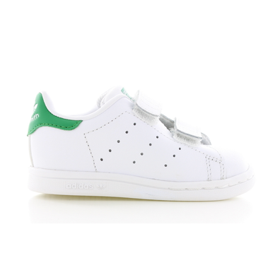 adidas Stan Smith Wit/Groen Peuters productafbeelding