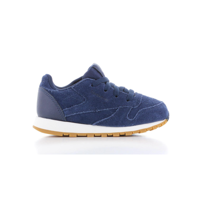 Reebok Classic Leather Collegiate Navy Peuters productafbeelding