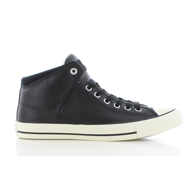 Converse Chuck Taylor All Star High Street Zwart Heren productafbeelding