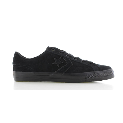 Converse Star Player Ox Zwart/Zwart Heren productafbeelding