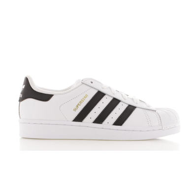 adidas Superstar Wit/Zwart Croco Dames productafbeelding