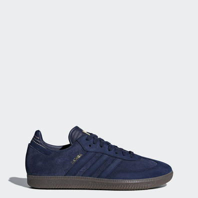 Adidas Samba FB - Dark Blue UK 4.5 | EU 37 1/3 productafbeelding