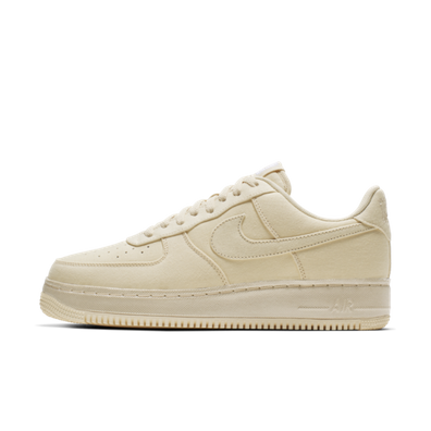 Nike Air Force 1 Low Canvas 'Muslin' productafbeelding