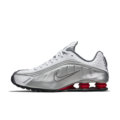 Nike Shox R4 'White' productafbeelding