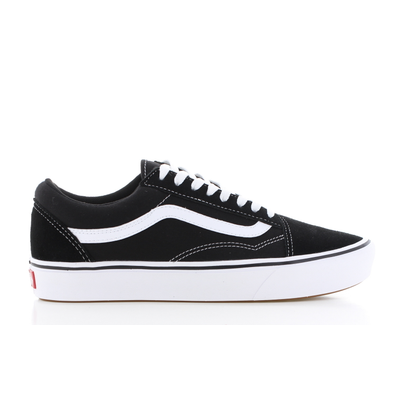 Vans UA ComfyCush Old Skool Zwart Heren productafbeelding