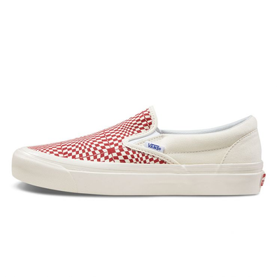 Vans Classic Slip-On 98 DX (Anaheim Factory) Og Red/ productafbeelding