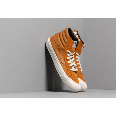 Vans OG Style 138 LX (Suede/ Canvas) Buckthorn productafbeelding