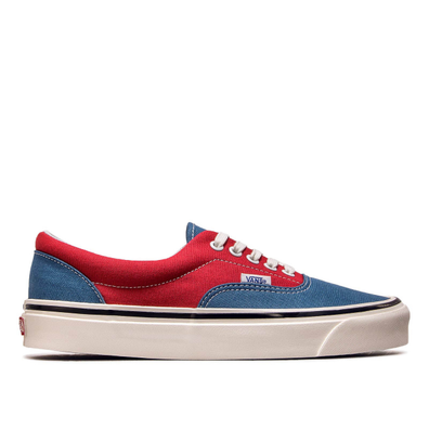 VANS Herren Era 95 DX Anaheim Factory Navy Red productafbeelding