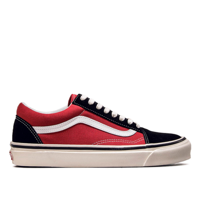 VANS Herren Sneaker Old Skool 36 DX Anaheim Factory Red productafbeelding