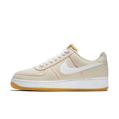 Nike Air Force 1 '07 Premium Canvas 'Light Cream' productafbeelding
