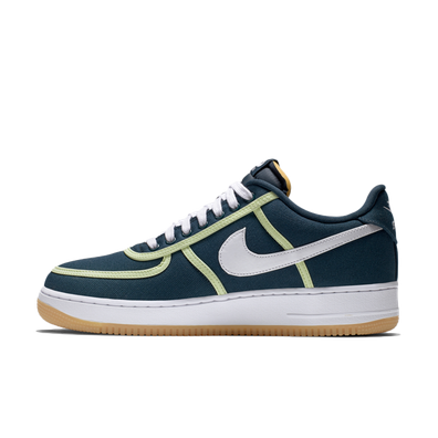 Nike Air Force 1 '07 Premium Canvas 'Armory Navy' productafbeelding