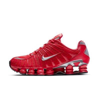 Nike Shox TL 'Speed Red' productafbeelding