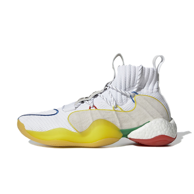 adidas x Pharrell Williams Crazy BYW LVL 'Ftwr White' productafbeelding