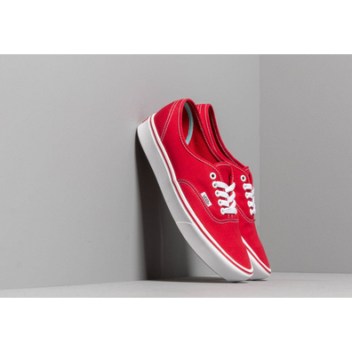 Vans ComfyCush Authentic (Classic) Racing Red/ True productafbeelding