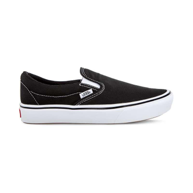 Vans ComfyCush Slip-On (Classic) Black/ True White productafbeelding