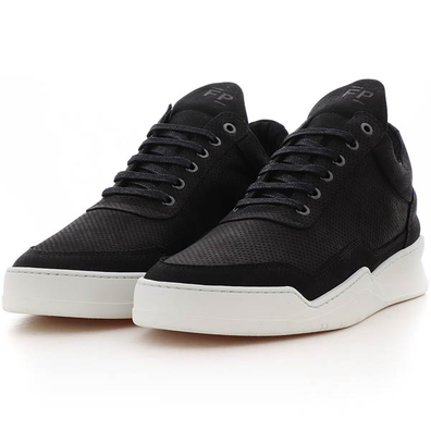Filling Pieces Low Top Ghost Microlane productafbeelding