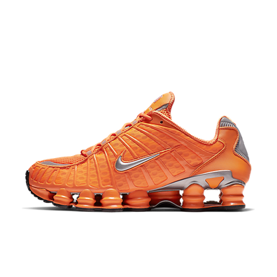 Nike Shox TL 'Total Orange' productafbeelding