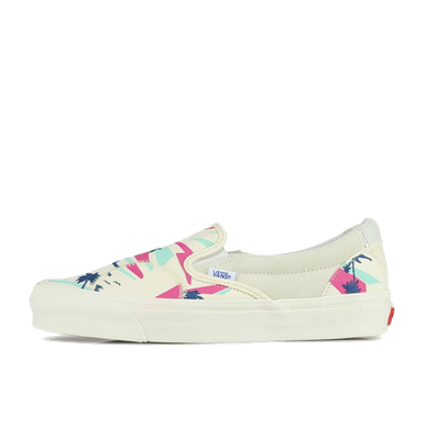 Vans Classic Slip-On Bricolage LX (Embroidered Palm) Classic productafbeelding