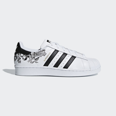 adidas Superstar Flower Embroidery productafbeelding