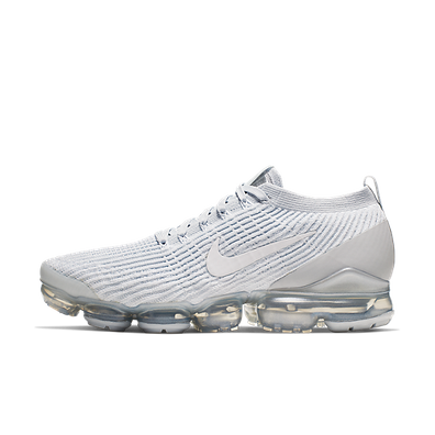 Nike Air Vapormax Flyknit 3 *Pure Platinum* (White / White - Pure Plat productafbeelding