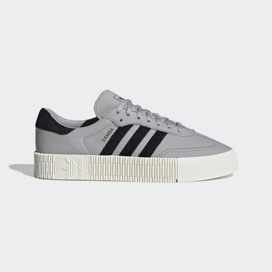 adidas Sambarose W Grey Two/ Core Black/ Off White productafbeelding