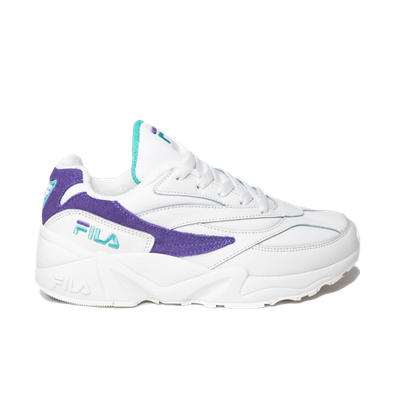 Fila V94M Low Wmn 'White / Violet Tulip' productafbeelding