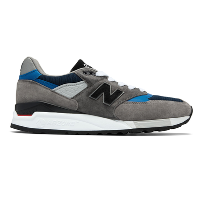 New Balance M998NF *Made in USA* (Grey / Blue) productafbeelding