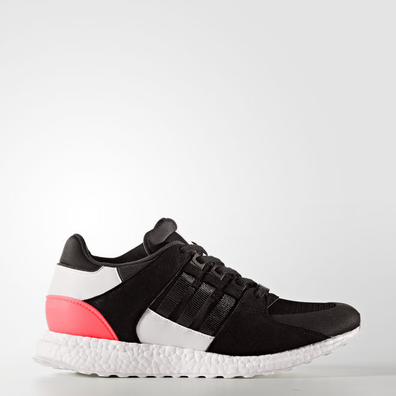 adidas Equipment Support Ultra (Core Black / Core Black / Turbo) productafbeelding