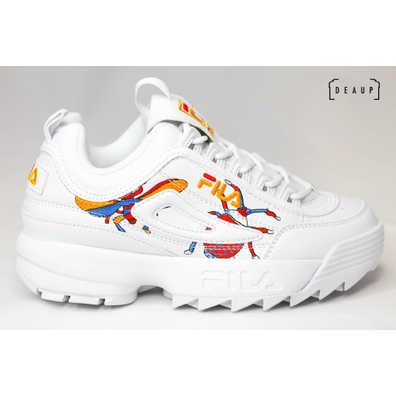 Fila Disruptor Low Wmn 'Calabrone' productafbeelding