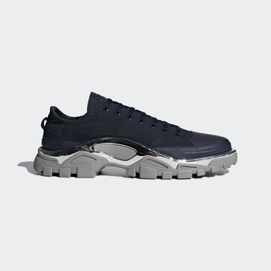 adidas x Raf Simons Detroit Runner Night Navy/ Night Navy/ Ch Solid Grey productafbeelding