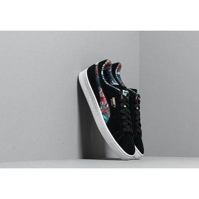 Puma Suede Secret Garden Puma Black-Puma White productafbeelding