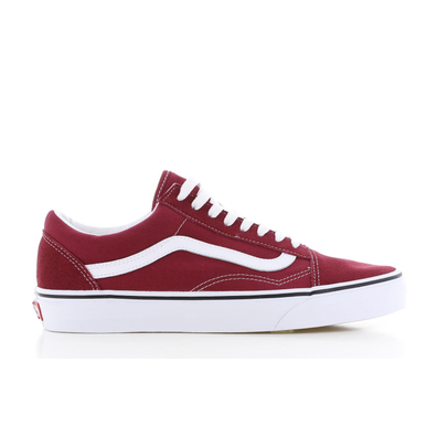 Vans UA Old Skool Bordeaux/Rood Heren productafbeelding