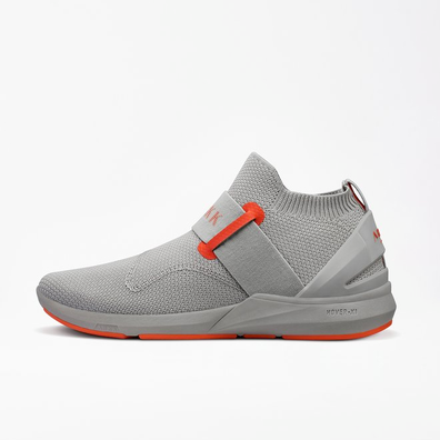 Arkk Spyqon FG 2.0 H-X1 Dove Grey Bright Red productafbeelding
