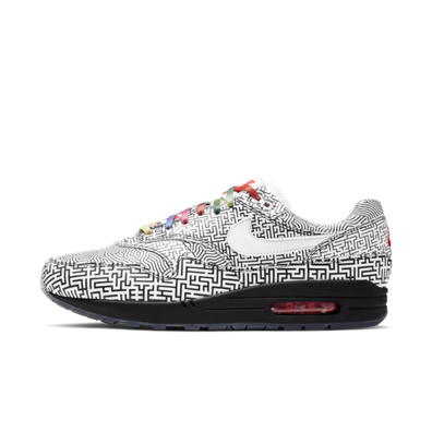 nike air max 1 dames panter
