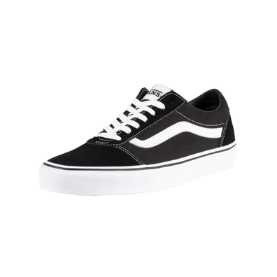 Vans Ward Suede Canvas Trainers productafbeelding