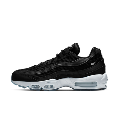 Nike Air Max 95 Essential (Black / White - Black - Reflect Silver) productafbeelding