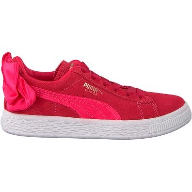 Puma SUEDE BOW AC PS/INF productafbeelding