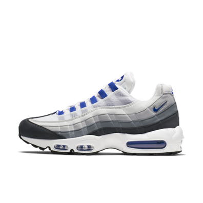 Nike Air Max 95 Essential White White Midnight Navy Monsoon