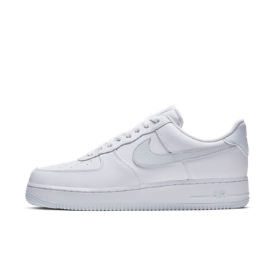 air force 1 zwart heren