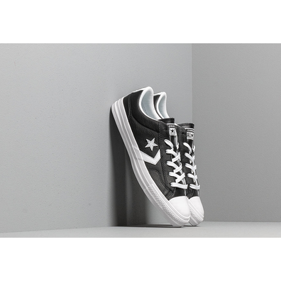 Converse Star Player Black/ White/ White productafbeelding
