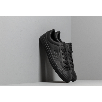 Converse Star Player Black/ Black/ Black productafbeelding