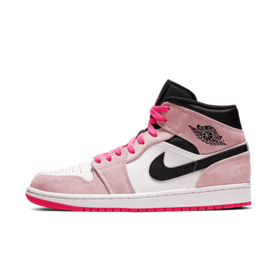 info for 84d94 be7ad Air Jordan 1 Mid SE  Hyper Pink
