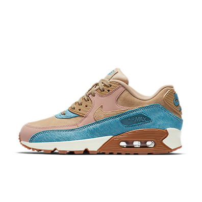 "Nike Air Max 90 Lx ""Mushroom/Smokey Blue"" productafbeelding"