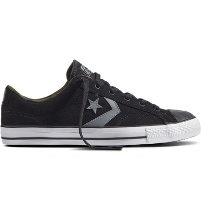 Converse Star Player Camo Suede productafbeelding